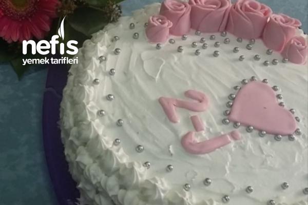 Özel Gün Pastası Tarifi