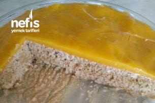Portakal Jöleli Sütlü Pasta Tarifi