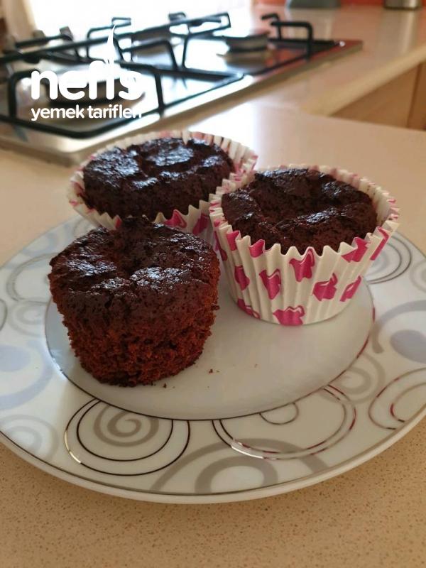 Sağlık Kaynağı Glutensiz Şekersiz Muffin