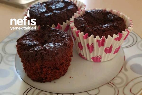 Sağlık Kaynağı Glutensiz Şekersiz Muffin Tarifi