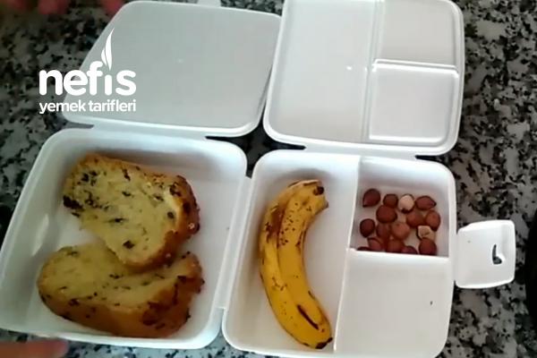 5 Günlük Beslenme Çantası Önerileri Tarifi
