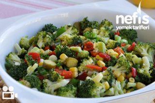 Brokolinin Yanına Çok Yakışacak 10 Tarif Tarifi