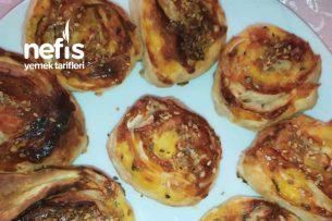 Dilim Börek (Patates Ve Peynirli) Tarifi