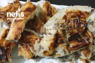 Kıymalı Boşnak Böreği Favori Böreğiniz Olacak Tarifi