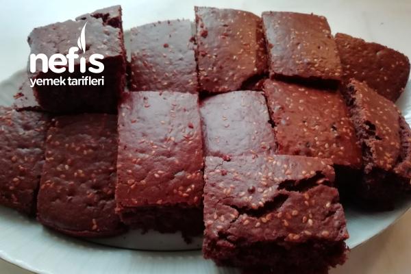 Pudra Şekerli Kakaolu Kek (Az Yağlı, Şeker Tadı Yok) Tarifi