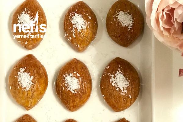 Şekerpare (Pastane Usulü) Tarifi
