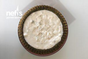 Tart Kalıbında Ispanaklı Kek Tarifi