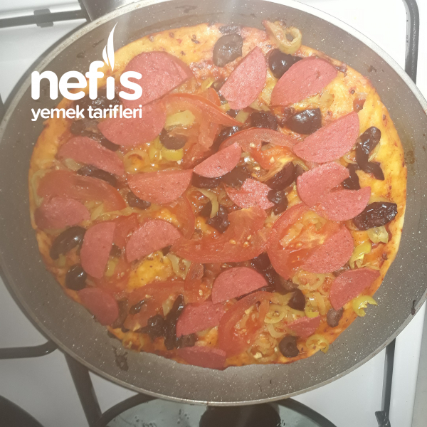 Tavada Enfes Pizza