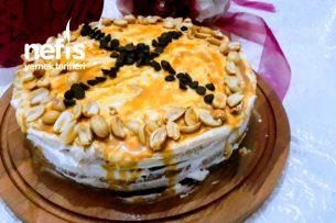 Yer Fıstıklı Yaş Pasta Tarifi