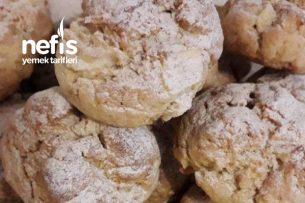 Biscotti Morbidi Alle Mele (İtalyan Bisküvisi) Yumuşak Elmalı Bisküvi Tarifi
