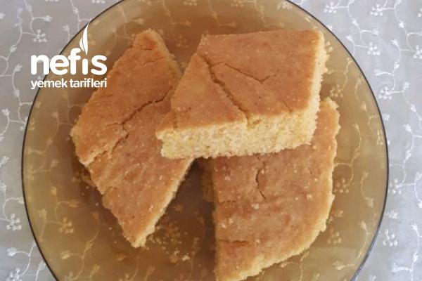 Hem Kolay Hemde Lezzetli Mısır Ekmeği Tarifim