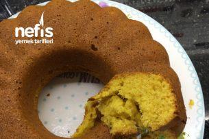 Kek Kalıbında Mısır Ekmeği Tarifi