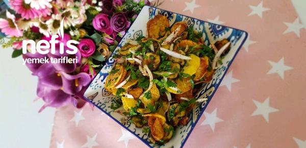 Kızartma Salatası