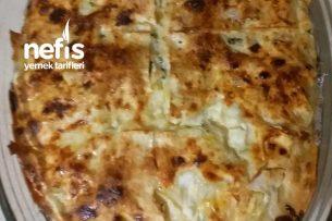 Lor Peynirli Yufka Ekmek Böreği (Muhteşem Kabaran ) Tarifi