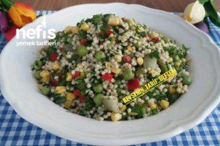 Nefis Kuskus Salatası Tarifi
