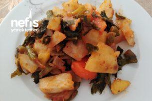 Zeytinyağlı Kereviz Salatası Tarifi