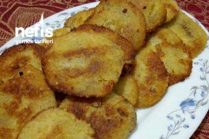 Çok Pratik İrmikli Bulgurlu Patates Köftesi Tarifi