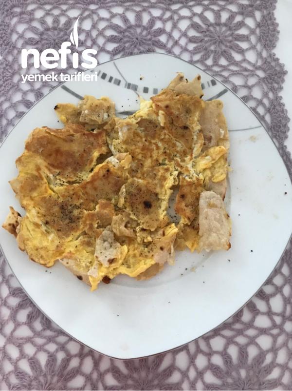 Sac Ekmekli Yumurta(fit)