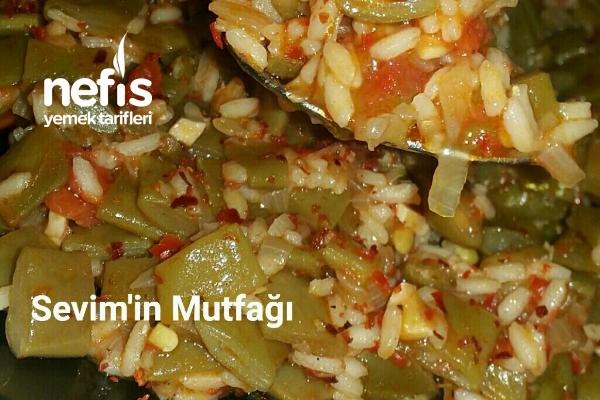 Fasulye Diblesi Tarifi