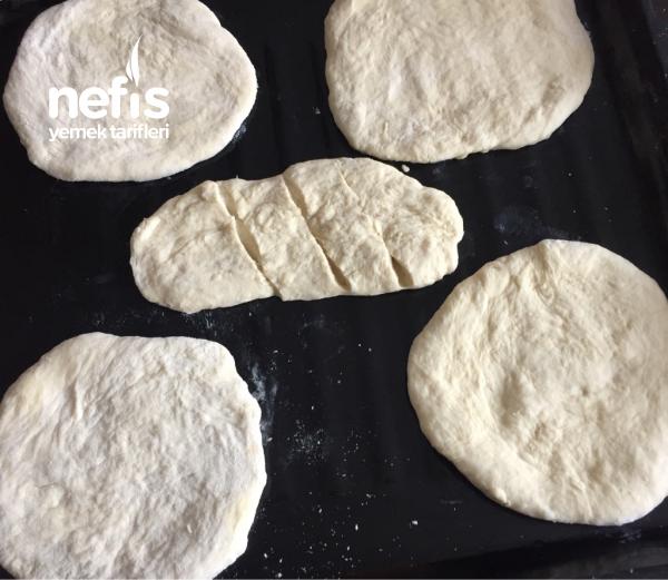 Hamsi Kokoreç(ekmeği İle)