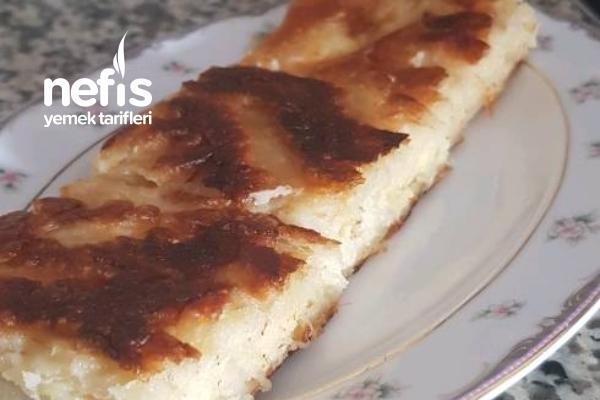Kırpık Tava Böreği (Su Böreği Tadında) Tarifi