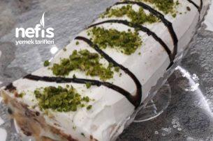 Kolay Pandispanyasıyla Rulo Pasta Tarifi