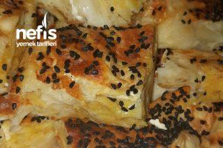 Zerdeçallı Patatesli Börek Tarifi