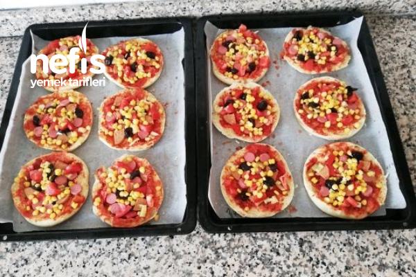 Bazlama Pizza  (Çok Bereketli)