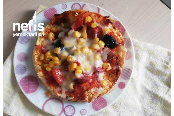 Bazlama Pizza (Çok Bereketli) Tarifi