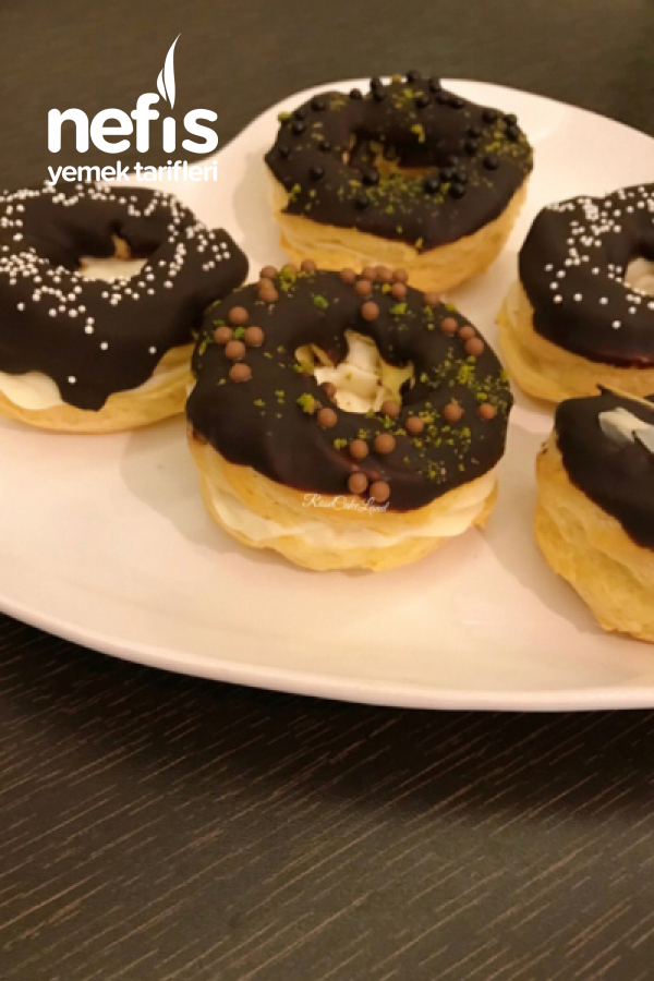 Donut Görünümlü Ekler