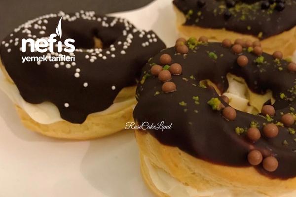 Donut Görünümlü Ekler Tarifi