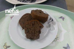 Enfes Puf Puf Çikolatalı Kek Tarifi