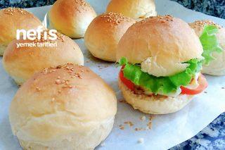 Ev Hamburger Ekmeği Tarifi