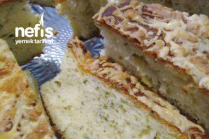 Kabaklı Tuzlu Çörek Tarifi