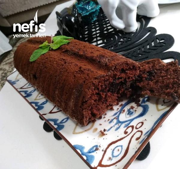 Kakaolu Baton Kek, Damla Çikolatalı,(sütsüz, Yoğutsuz)