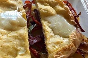 Pazar Kahvaltımızın Vazgeçilmezi Patates Yatağında Yumurta Tarifi