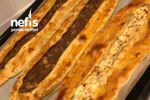 Pide ( Kıymalı, Peynirli, Patatesli ) Tarifi