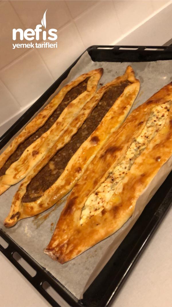 Pide ( Kıymalı, Peynirli, Patatesli )