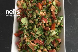 Sürk Salatası ( Çökelek ) Tarifi