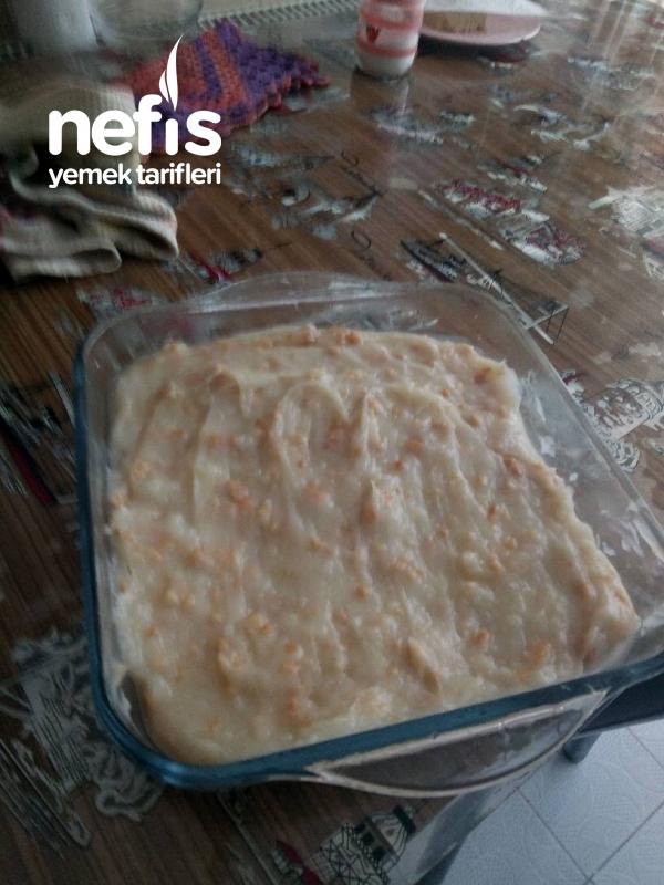 Sütsüz Muhallebi