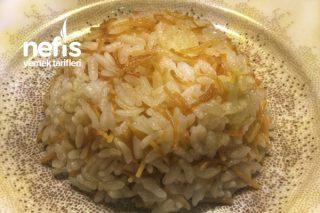 Tel Şehriyeli Pirinç Pilavı (En Aceminin Bile Ustaya Taş Çıkaracağı) Tarifi