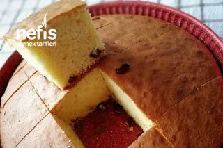 Turna Yemişli Kek Tarifi