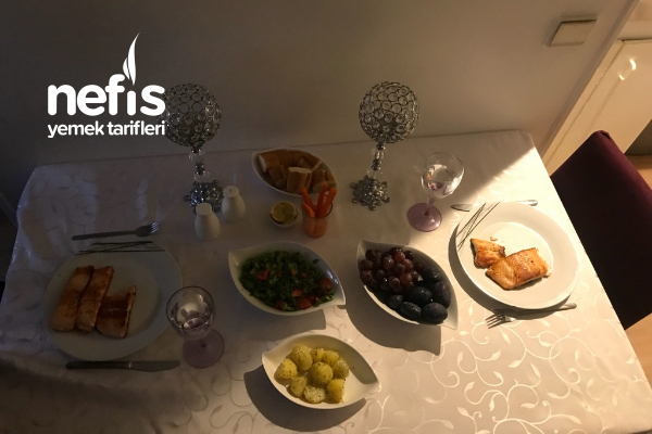 Akşam Yemeği Menümüz Tarifi