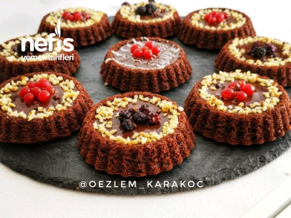 Mini Tart Kek ( Porsiyonluk)