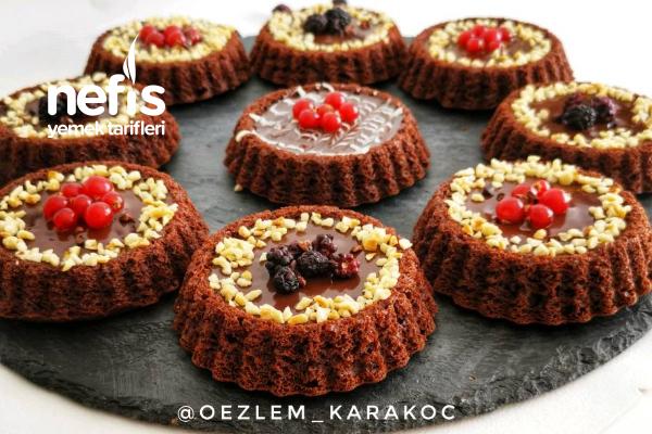 Mini Tart Kek ( Porsiyonluk) Tarifi