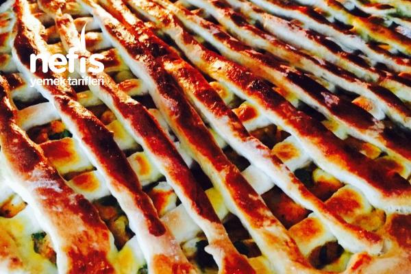 Patatesli Tart ( Tuzlu) Tarifi