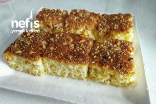 Portakallı Borcam Keki Tarifi