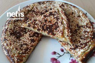 Susamlı Tava Çöreği (Pratik Ve Nefis) Tarifi