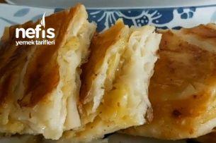 Tavada Patatesli Börek Tarifi