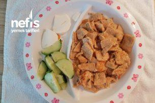 Bebek Kahvaltısı- Sebzeli Yumurta Tarifi